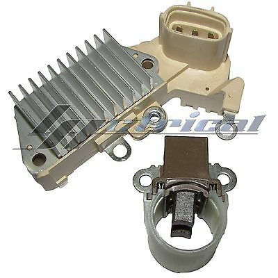 Alternator Regulator Brushes Brush Holder For Caterpillar 248 252 262 902 906