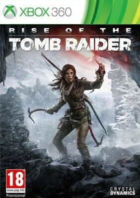 Rise of the Tomb Raider (Xbox 360) VideoGames
