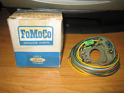 NOS FoMoCo 1965 Ford Galaxie Tilt Wheel Swing Away Turn Signal Indicator Switch
