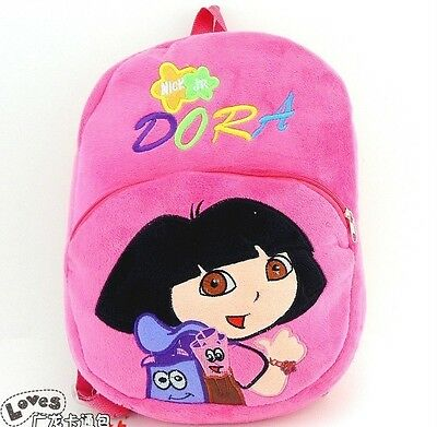 The Dora Backpack Girls Preschool Explorer Dora Rescue Bag schoolbags Wholesale