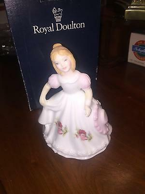 1991 Royal Doulton February Figure Of The Month  Nib