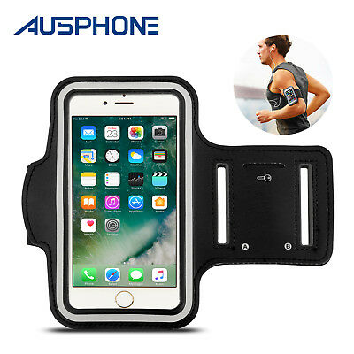Sports Jogging Gym Running Armband Pouch Case Cover for Apple iPhone 7 7 Plus