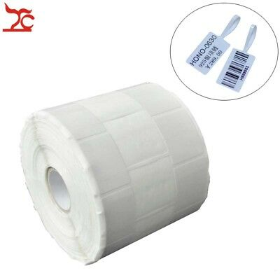 1000pcs Printing Label for Jewelry Barcodes Adhersive Paper Price Tags