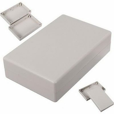 NEW Waterproof Plastic Cover Project Electronic Case Enclosure Box 125x80x32mm