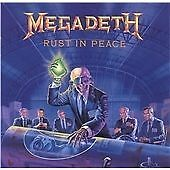 Megadeth : Rust In Peace CD