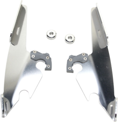 Memphis Shades Gauntlet fairing mount kit 11-16 Harley Sportster Custom XL 1200C