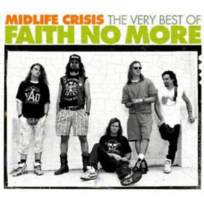 Faith No More : Midlife Crisis: The Very Best Of CD 2 discs (2010) Amazing Value