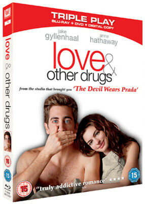 Love and Other Drugs Blu-ray (2011) Jake Gyllenhaal