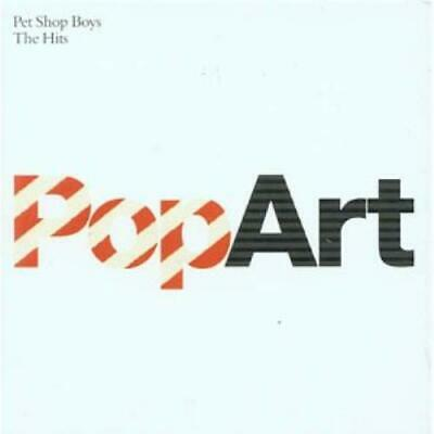 Pet Shop Boys : PopArt - The Hits CD Highly Rated eBay Seller, Great Prices