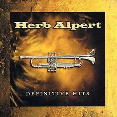 Herb Alpert : Definitive Hits CD (2001) Highly Rated eBay Seller Great Prices