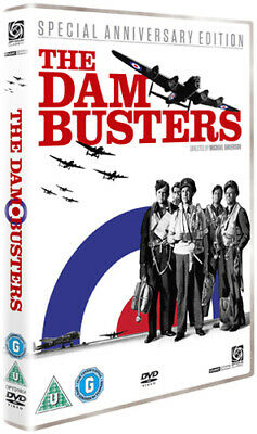 The Dam Busters DVD (2010) Michael Redgrave