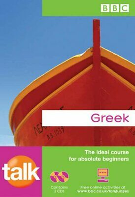 TALK GREEK BOOK & CDS (NEW EDITION) by Kakoura, Alison Mixed media product Book