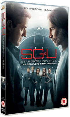 Stargate Universe: The Complete Season 2 DVD (2011) Robert Carlyle