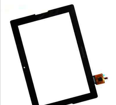 Touch Screen Digitizer Glass Replacement For Lenovo A10-70 A7600 Tablet Blackxtx