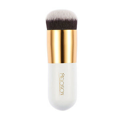 Pro Soft Round Cosmetic Foundation Face Blush Kabuki Powder Contour Makeup Brush