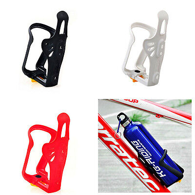 Plastic Adjustable Water Bottle Rack Cage Holder Cycling Bicycle& Mountain Bike