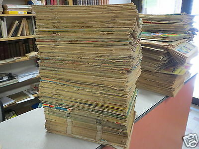 GROS LOT 408 NUMEROS DU LE JOURNAL DE MICKEY 1952 1953 1954 1955 1956 à 1964*