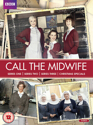 Call the Midwife: Series 1-3 DVD (2014) Jessica Raine