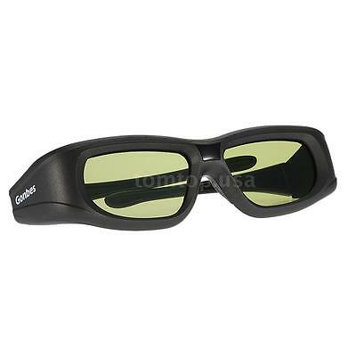 Active Shutter 3D Glasses Bluetooth Signal For Samsung Panasonic Philips TV P09P