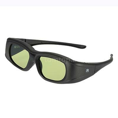 3D Glasses Rechargeable Active Shutter IR & Bluetooth for Panasonic Samsung P0JF