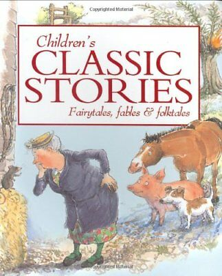 Childrens Classic Stories Paperback Book The Cheap Fast Free Post