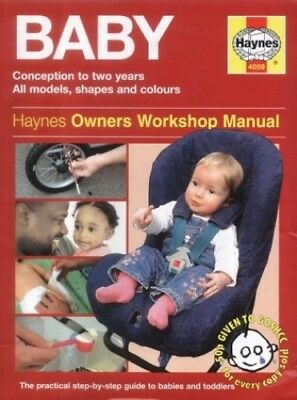 The Haynes Baby Manual: Conception to Two Years by Banks, Dr. Ian Hardback Book