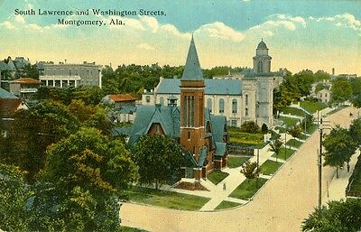 Alabama, US States, Cities & Towns, Postcards, Collectibles