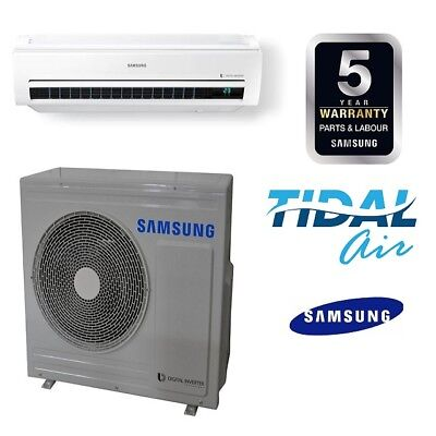 Samsung 2.5KW Split Air Conditioner Conditioning AR09KSFTAWQ Supply+Install