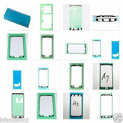 LCD Screen Front Middle Back Adhesive Sticker Glue Tape For Samsung Galaxy