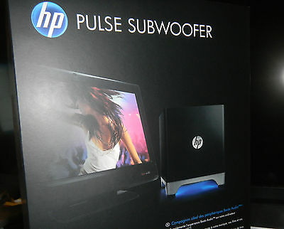 HP Pulse Subwoofer Hp P/N: LZ925AA  - NEW