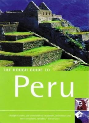 The Rough Guide to Peru (Rough Guide Travel Guides) By Dilwyn J .9781843530749