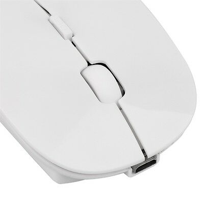 Portable Rechargeable Bluetooth 3.0 Wireless Mouse For Laptop PC Tablets L5