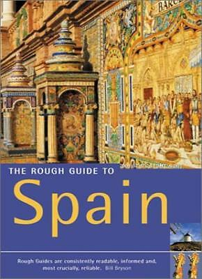 The Rough Guide to Spain (Rough Guide Travel Guides) By Mark El .9781858288703