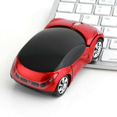 1000DPI Wireless Car Optical Mouse + USB receiver EE~