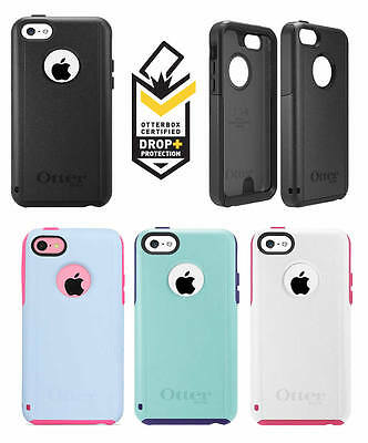 For iPhone 5c OtterBox Commuter Series Case Cover Tough ShockProof Genuine New