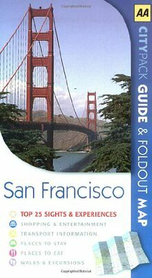 San Francisco (AA CityPack Guides) (AA CityPack Guides) By AA Publishing
