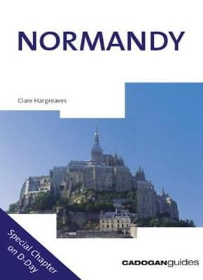 Normandy (Cadogan Guide Normandy) By Clare Hargreaves