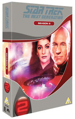 Star Trek the Next Generation: The Complete Season 2 DVD (2006) Patrick