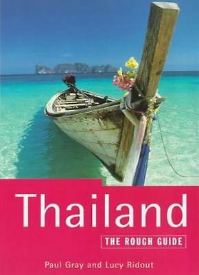 Thailand: The Rough Guide (Rough Guide Thailand) By Paul Gray,Lucy Ridout