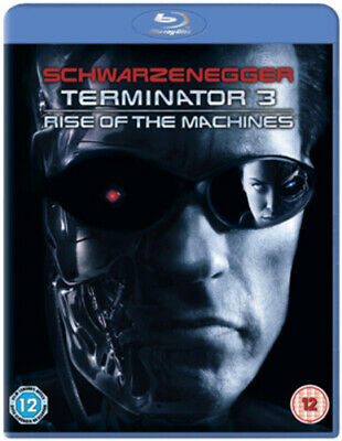 Terminator 3 - Rise of the Machines Blu-Ray (2009) Arnold Schwarzenegger