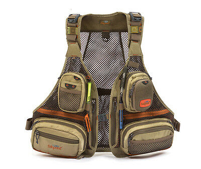NEW FISHPOND SAGEBRUSH MESH VEST fly fishing durable cool comfortable