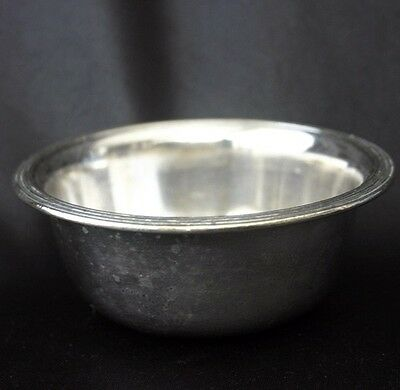 Vintage SEA VIEW HOTEL Bal Harbour Silverplate Small Bowl