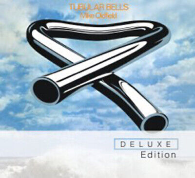 Mike Oldfield : Tubular Bells CD (2009)
