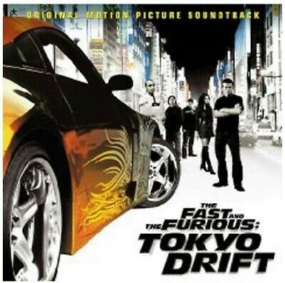 Fast and the Furious, The: Tokyo Drift [european Import] CD (2006)