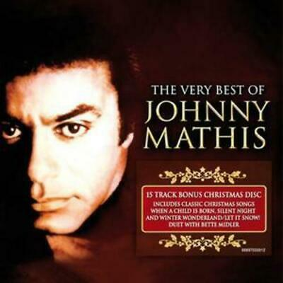 Johnny Mathis : The Very Best Of CD 2 discs (2006) Expertly Refurbished Product