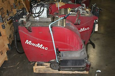 Factory Cat 26D Floor Scrubber MINI MAG MINIMAG WITH CHARGER NICE