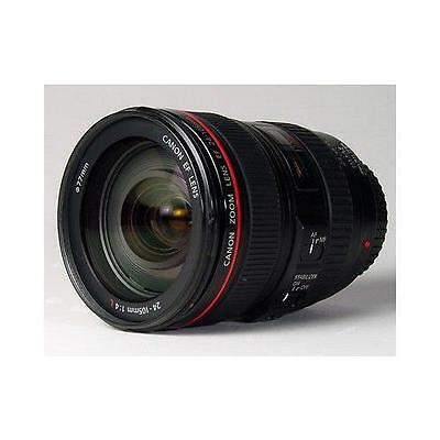 USA Warranty Canon EF 24-105mm f/4L IS USM Autofocus Lens for Canon DSLR Cameras