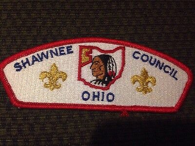 MINT CSP Shawnee Council Ohio T-2 Dark Blue