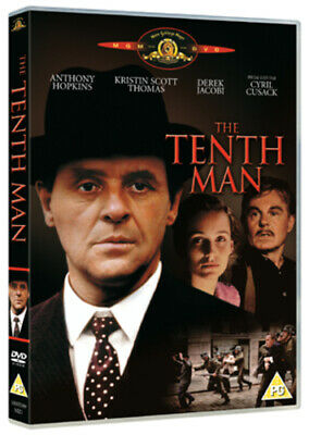 The Tenth Man DVD (2005) Anthony Hopkins, Gold (DIR) cert PG Fast and FREE P & P