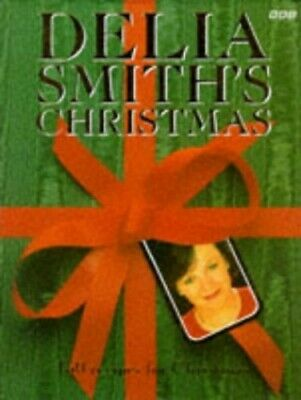 Delia Smith's Christmas by Smith, Delia Hardback Book